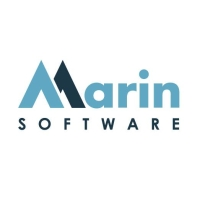 Logo der Firma Marin Software - Facebook Sponsored Stories