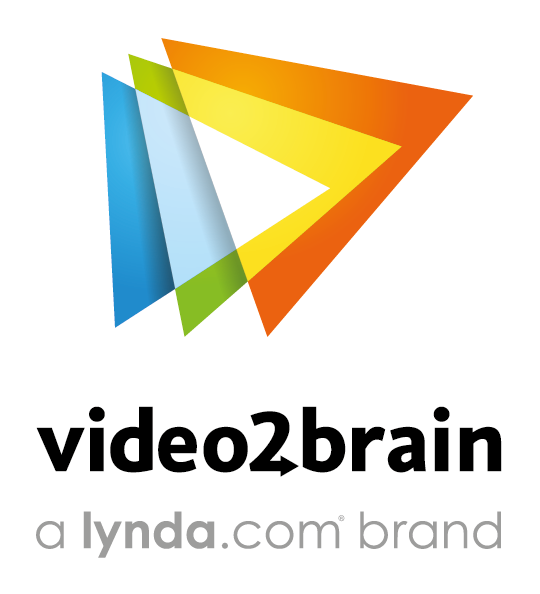 Video2Brain Lynda Brand Quad weiss