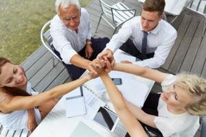 Social Media im Unternehmen – Möglichkeit zur Förderung der Motivation im Team
