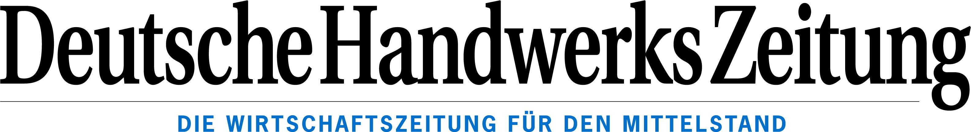 Deutsche Handwerks Zeitung Logo