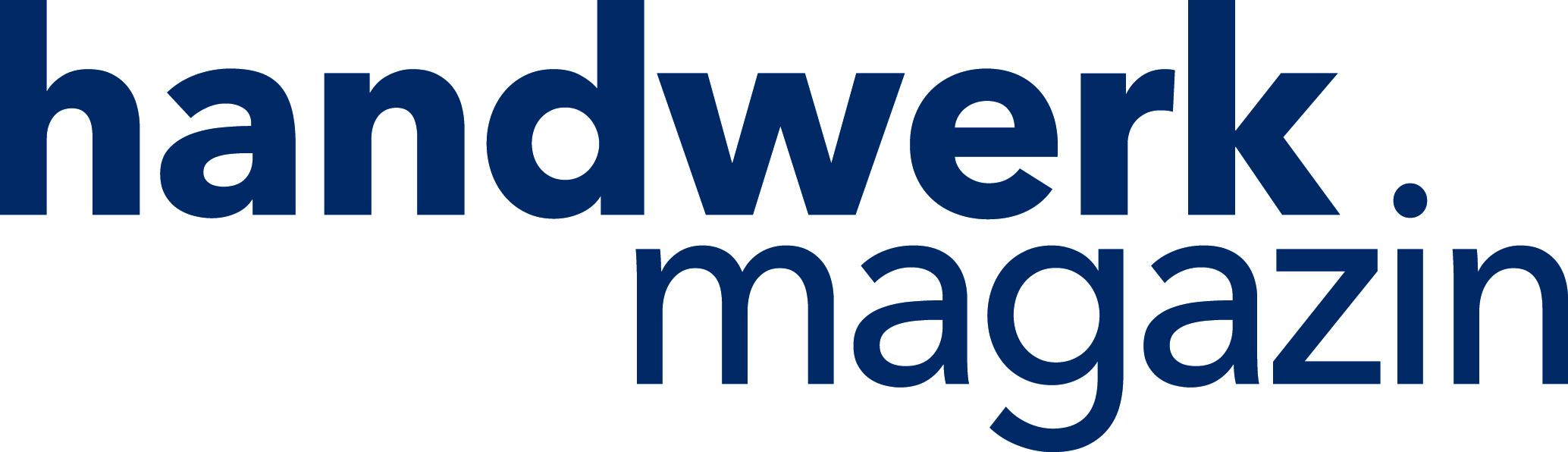 handwerk magazin Logo