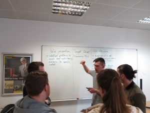 SAP Next-Gen Lab, Gruppenarbeit in Teams
