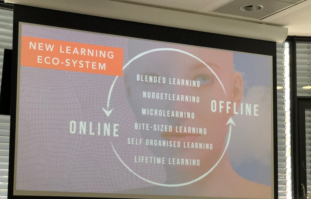 New Learning eco-System